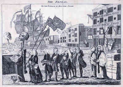 Repeal of the Stamp Act 1766