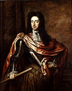 King William III of England 1650-1702