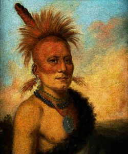 Pawnee Indians Sharitarish Wicked Chief Native American Indians