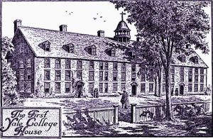 The First Yale College House American History