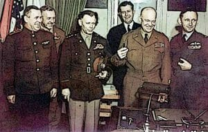 Allied-Commanders-Germany-Surrendered-WW2-Dwight-D-Eisenhower-American-President-American-History